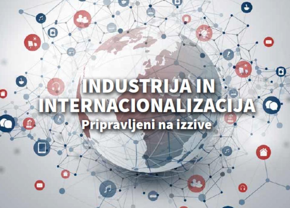 Glas Gospodarstva - industrija in internacionalizacija
